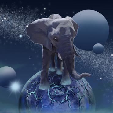 Бумажный Слон №10